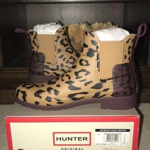Hunter Shoes - Original Refined Chelsea Rainboot
